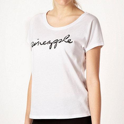 Pineapple - White t-shirt