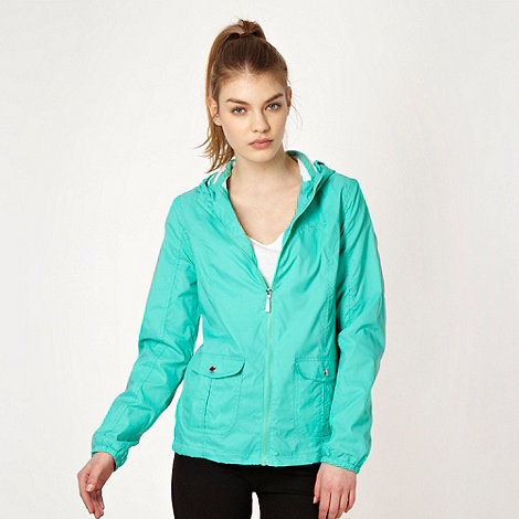 Pineapple - Pineapple light green hooded jacket