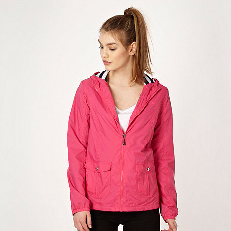 Pineapple - Pineapple pink hooded jacket