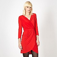 Red Dress Dipped - Debenhams