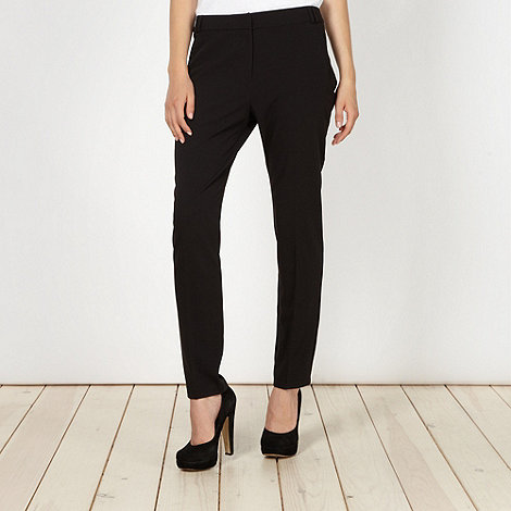 Red Herring - Black skinny fit trousers