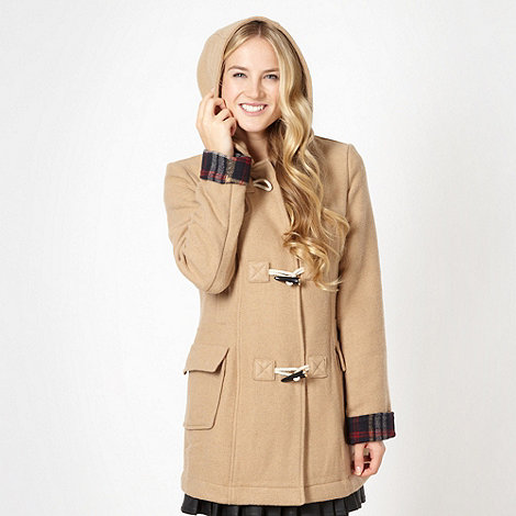 Red Herring - Camel duffle coat