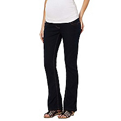 Red Herring Maternity - Dark blue maternity jeans