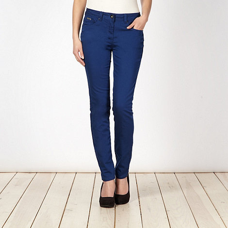 Red Herring - Blue super skinny 'Holly' jeans