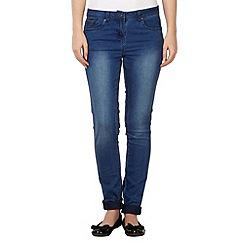 Red Herring - Dark blue 'Holly' superskinny jeans