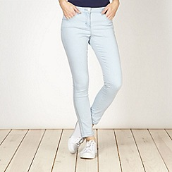 Red Herring - Light blue ankle grazer jeans