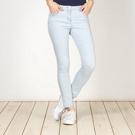 Red Herring - Light blue ankle grazer jeans