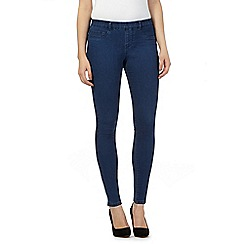 Red Herring - Dark blue stretch 'Georgia' jeggings