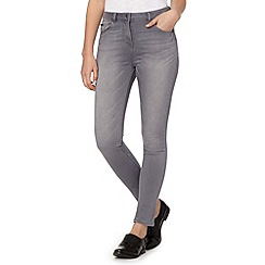 Red Herring - Grey super soft jersey jeans