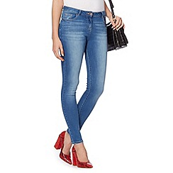 Red Herring - Blue vintage wash 'Holly' skinny jeans