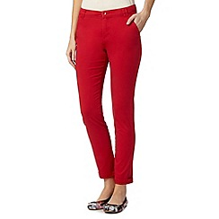 Red Herring - Red chino trousers