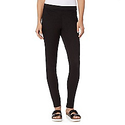 Red Herring - Black skinny jeggings