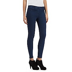 Red Herring - Blue 'Georgia' jeggings
