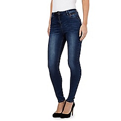 Red Herring - Blue lift and shape skinny jeans
