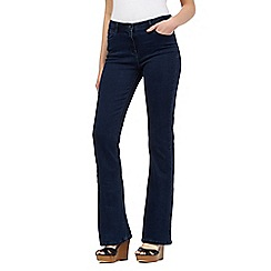 Red Herring - Dark blue 'Amber' flared jeans