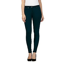 Red Herring - Blue 'Holly' super skinny jeans