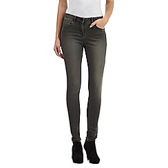 Red Herring - Khaki 'Holly' super skinny jeans