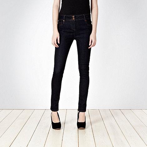 Red Herring - Dark blue super shaper super skinny jeans