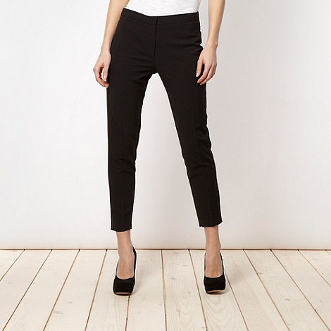 Red Herring - Black pablo trousers