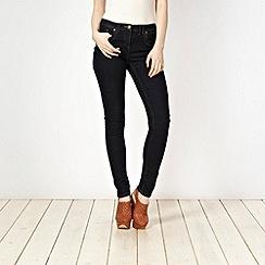 Red Herring - Dark blue 'Lulu' skinny jeans