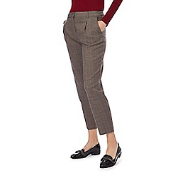 Red Herring - Brown checked trousers