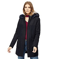 Red Herring - Navy duffle coat