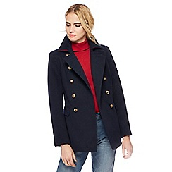 Red Herring - Navy military peacoat