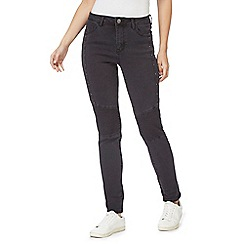 Red Herring - Near black 'Holly' skinny jeans