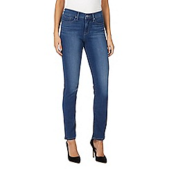 Levi's - Blue '312' shaping slim jeans