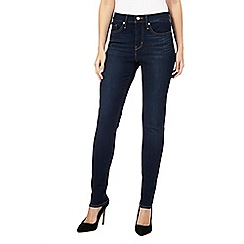 Levi's - Dark blue '311' shaping skinny leg jeans