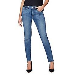 Levi's - Blue '311' skinny jeans