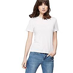 Red Herring - White crew neck t-shirt