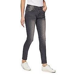 Red Herring - Light grey 'Holly' skinny jeans