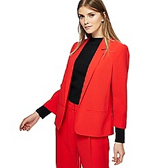 Red Herring - Red suit jacket