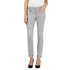 Red Herring - Red Herring ³ Dark grey 'Holly' super skinny jeans