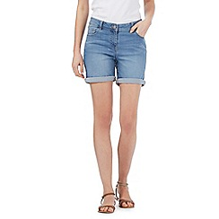 Red Herring - Blue denim shorts