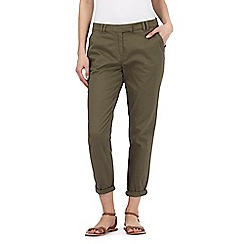 Red Herring - Khaki ankle grazer chinos