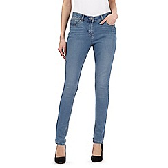 Red Herring - Light blue vintage wash 'holly' skinny jeans