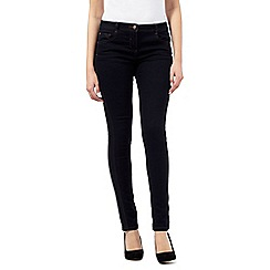 Red Herring - Dark blue 'Lulu' skinny jeans