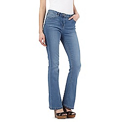 Red Herring - Light blue 'amber' flared jeans
