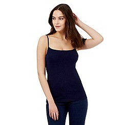 Red Herring - Navy cami top