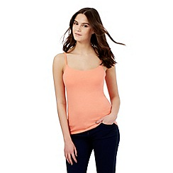 Red Herring - Coral cami top