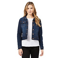 Red Herring - Dark blue denim jacket