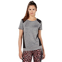 Red Herring Activewear - Grey t-shirt