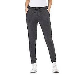 Red Herring - Grey drawstring waist jogging bottoms