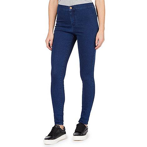 Red Herring Blue 'Heidi' ultra-stretch high-waisted skinny jeans ...
