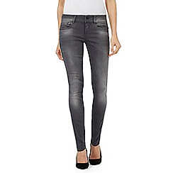 G-Star Raw - Grey skinny fit jeans