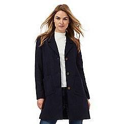 Red Herring - Navy city coat