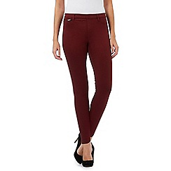 Red Herring Petite - Red Herring Georgia mid rise pull on jegging