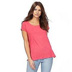 Red Herring - Navy scoop neck t-shirt